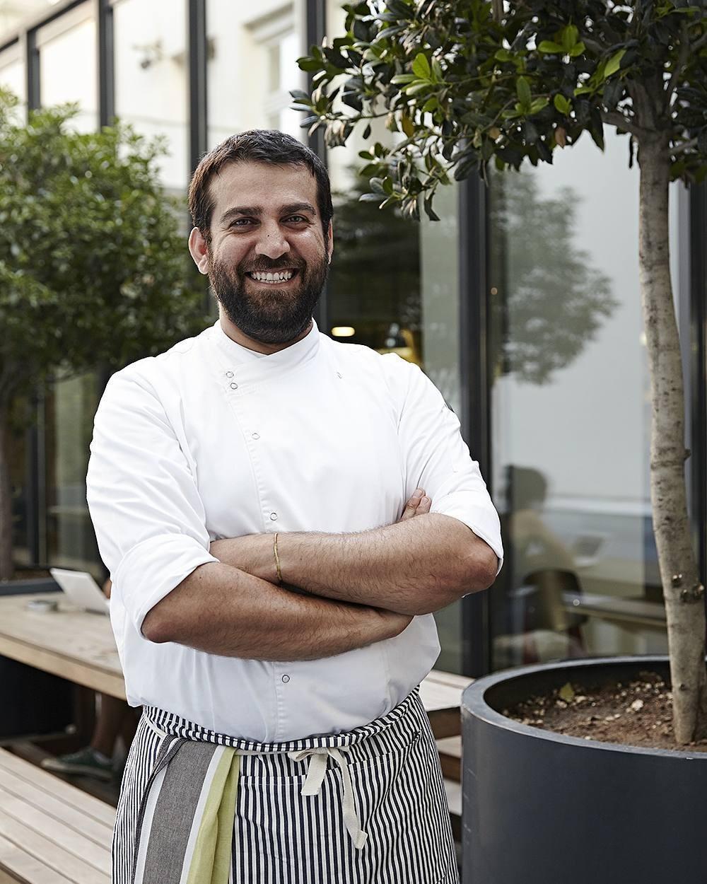 O chef turco Maksut Askar, do Neolokal, de Istambul (Foto: Reprodução/Instagram)