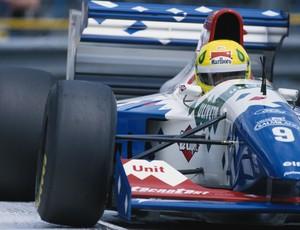 Christian Fittipaldi Fórmula 1 F-1 1994 (Foto: Getty Images)