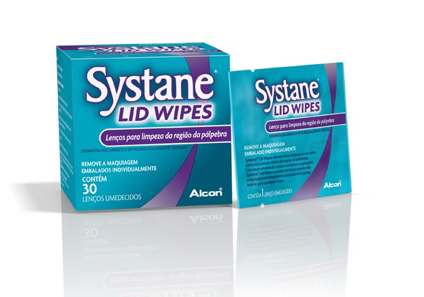Systane Lid Wipes (Foto: Divulgação)