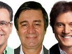 Cinco candidatos disputam governo do Rio Grande do Norte