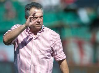 Abel técnico Inter (Foto: Alexandre Lops / Divugação Inter)