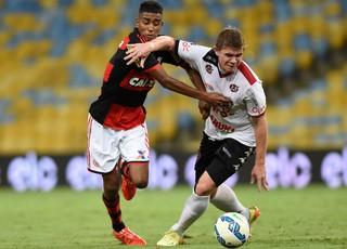 Gabriel, Flamengo x Brasil de Pelotas (Foto: André Durão / Globoesporte.com)