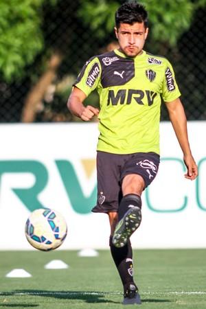 Atlético-MG; Cárdenas (Foto: Bruno Cantini/CAM)