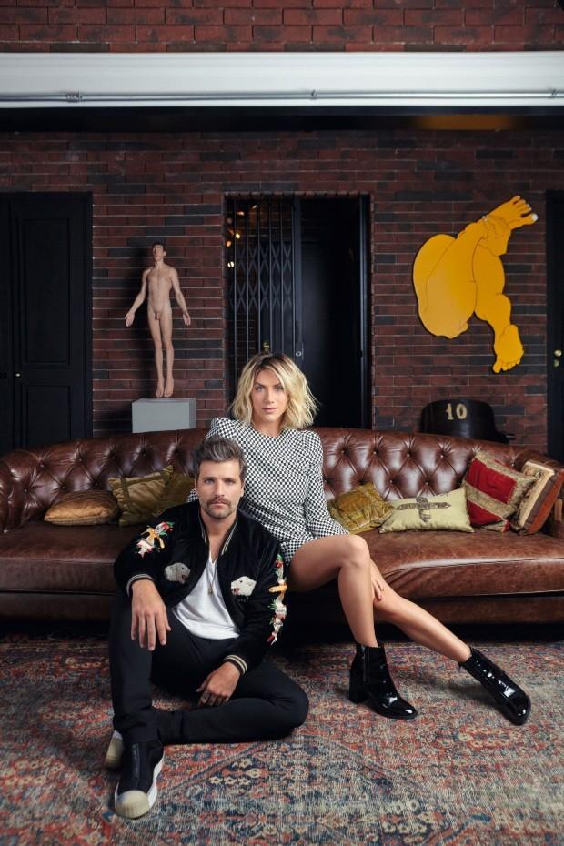 Casa Vogue de fevereiro mostra o apartamento paulistano de Bruno Gagliasso (Foto: Ricardo Abrahão/ABÁ MGT)