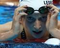 Katie Ledecky é soberana, e Manuella garante vaga na semi dos 200m livre