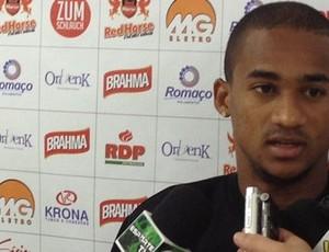 Eduardo lateral-direito Joinville (Foto: Divulgação/JEC)