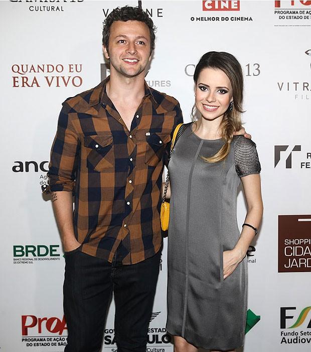 Lucas Moura Quando Estreia: Grávida, Sandy Se Diverte Em Sessão De Cinema Com O Marido