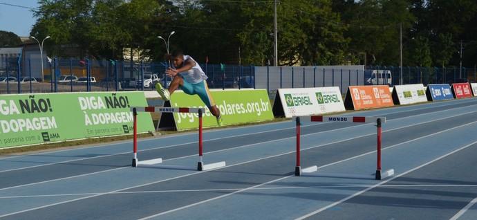 hugo otoni, atletismo (Foto: Lucas Barros / GloboEsporte.com/pb)