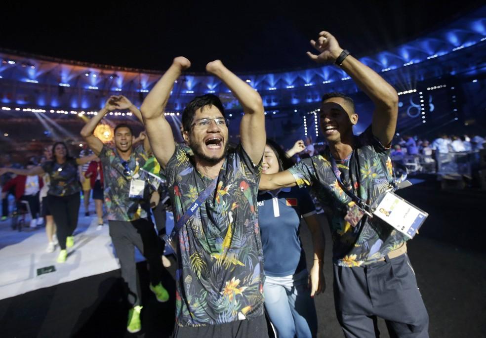 Alagoano espera estar nos Jogos de Tóquio, o que seria a sua quarta Paralimpíada (Foto: Reuters)