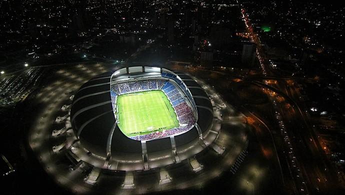 Arena das Dunas - foto aérea (Foto: Canindé Soares)