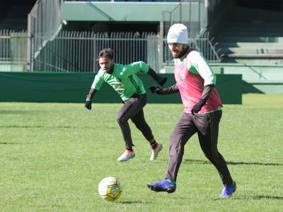 Coritiba treino  (Foto: Divulgação/ Coritiba)