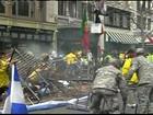 Imagens da polícia mostram objetos ligados a bombas em Boston