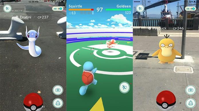 Pokémon Go irá receber bônus diários para capturas e visitas à PokéStops (Foto: Divulgação)