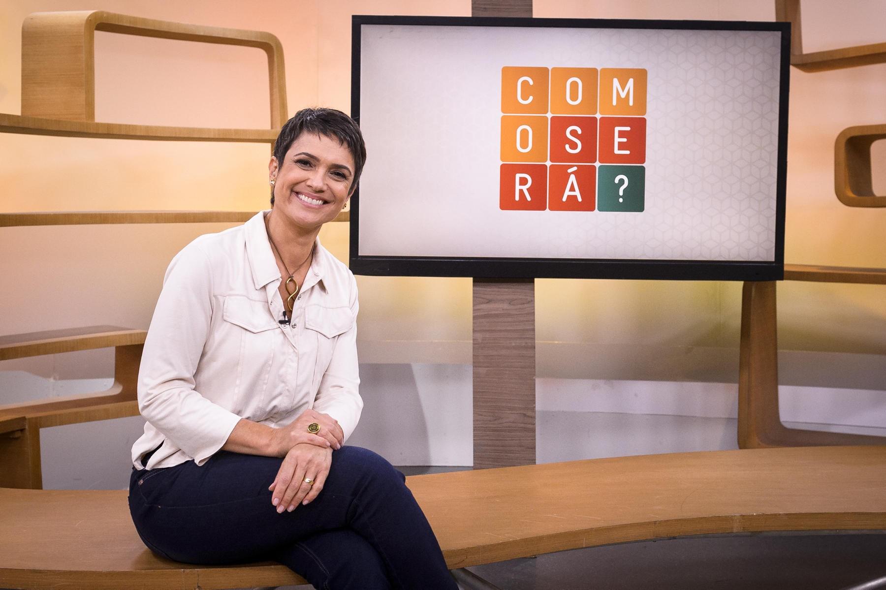 Sandra Annenberg (Foto: tv globo)
