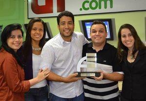 Equipe G1 Sergipe (Foto: TV Sergipe / Divulgação)