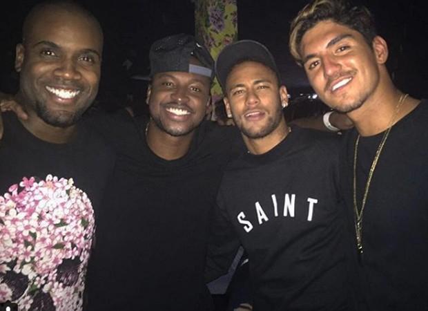 Neymar (Foto: Reprodução/instagram)