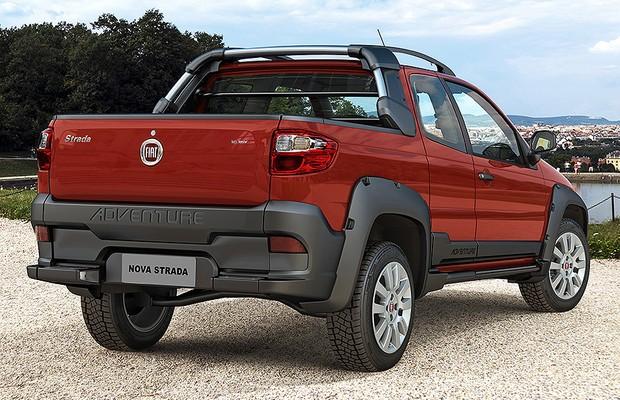 Fiat Strada 2014 (Foto: Fiat)
