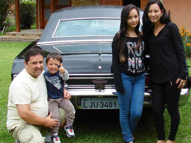 Auto Esporte -  Levei 2 anos negociando o Landau que levou papa ... 4593f7f03488b