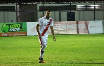 """Após 2º empate no estadual, Oscar lamenta: """"Gostinho de quero mais"""""""