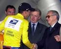 Chefe da UCI pede renúncia de presidente honorário da entidade