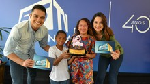 Itararé recebe ESTV Comunidade e lota estúdio montado na praça (Marcio Faco e Ryan Gouveia)