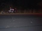 Motociclista fica ferido em colisão com micro-ônibus em rodovia de MS