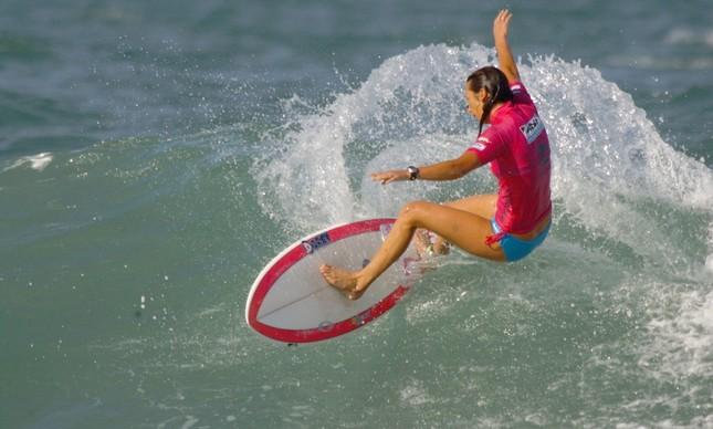 Layne Beachley é a maior campeã mundial entre as mulheres