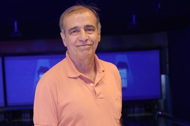 Walter Breda (Foto: Globo/Estevam Avellar)