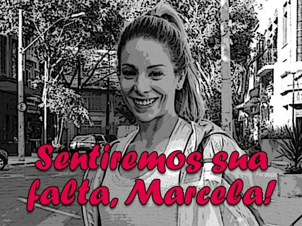 Sentiremos sua falta, Marcela! (Foto: Malhação/ TV Globo)