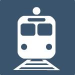 ícone ferrovia (Foto: Editoria de Arte/G1)
