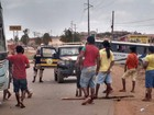 No PA, indígenas entram em acordo e liberam a BR-230 por uma hora