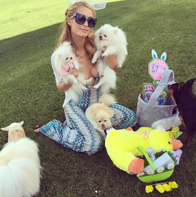 Paris Hilton (Foto: Instagram)