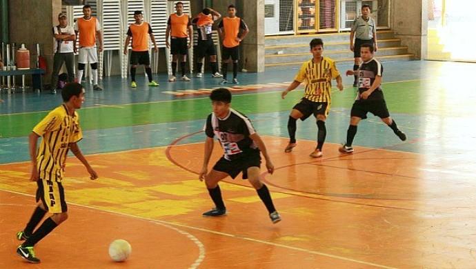 Copa TV Amazonas de Futsal 2014 (Foto: Isabela Pina)