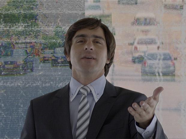 Ernesto Avelar (Foto: Parker TV)