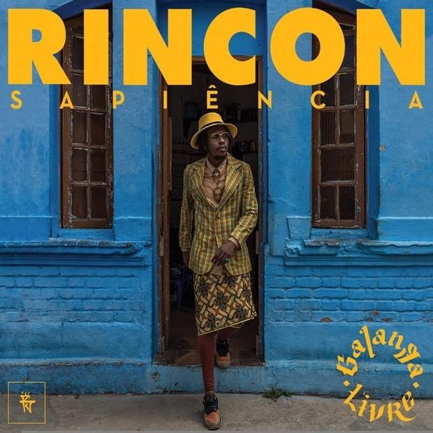 Rincon Sapiência - Galanga Livre (Foto: reprodução)