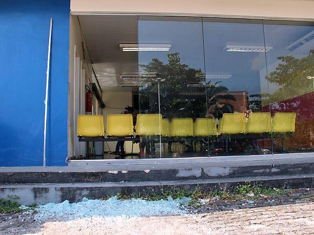 Caso ocorreu ba Delegacia Especializada em Crimes contra a Mulher  (Foto: Amazonas; Manaus)