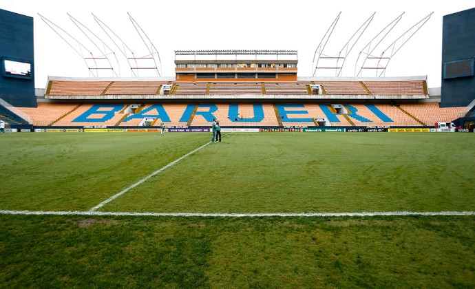 Arena Barueri  (Foto: Getty Images)