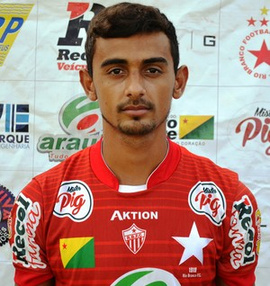 Francisco Ferreira (Chico), 19 anos, Rio Branco-AC (Foto: Duaine Rodrigues)
