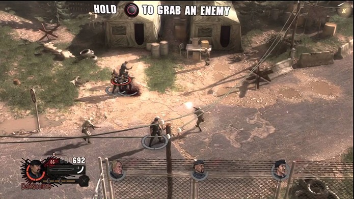 Jogo dos Mercenários foi lançado pela Ubisoft e não agradou (Foto: Divulgação/Ubisoft)