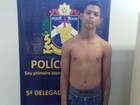 'Galo cego' é preso por tentativa de roubo a comércio em Boa Vista