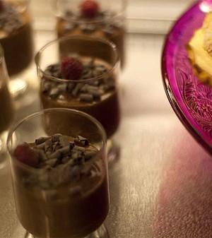 Musse de chocolate (Foto: Divulgação)