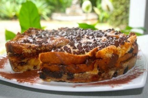 Torta de Rocambole (Foto: Reproduo / 40 Forever)