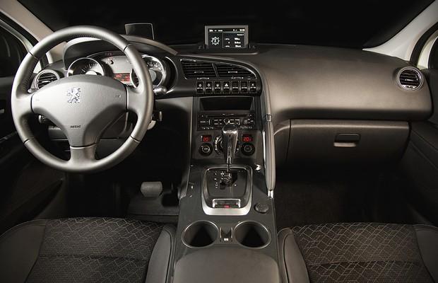 Peugeot 3008 2015 (Foto: Fabio Aro)
