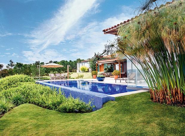piscina-paisagismo-paula-gabi (Foto: Felipe Gombossy/Editora Globo)