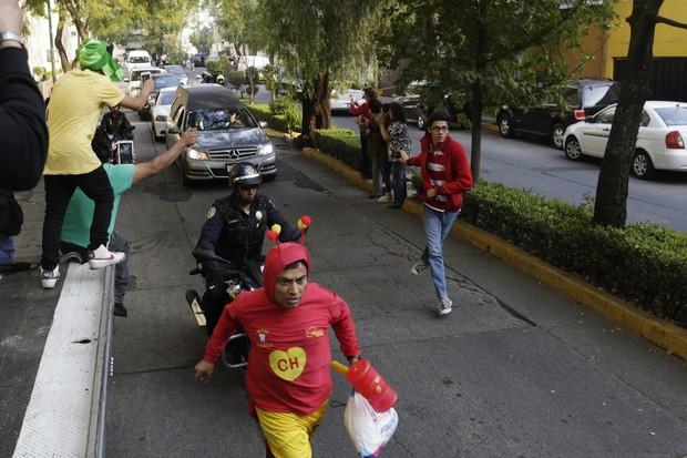Lidio Istrieya (Foto: Agência Reuters)