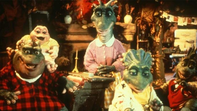 Família Dinossauros - destaque