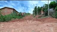 Sem drenagem, chuvas fortes causam acidentes em Teresina