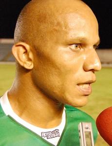 Eduardo Recife, lateral-direito do Sousa (Foto: Larissa Keren)