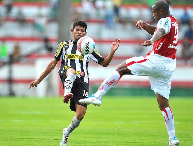 Jadson do Botafogo no jogo contra o Bangu (Foto: Fernando Soutello / Agif)