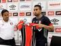 Reforço do JEC, Claudinho destaca força e vontade para tirar time do Z-4